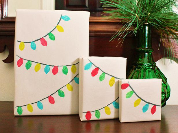Creative-Gift-Wrap-gift-wrapping-paper-ribbon-bunting-stamping-easy-trim-embellishment-fun-cute-funny-idea-fun-easy-unique-beautiful-craft-diy-christmas-birthday-christmas-anniversary-festival-inspiration